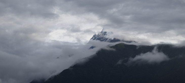Machapuchere Peak Nepal