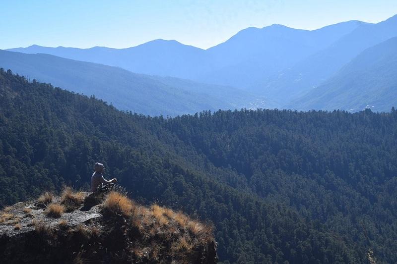 Che le la pass, paro Bhutan চে লে লা পাস পারো ভুটান