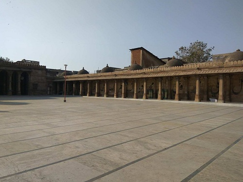 Jami Masjid Ahmedabad Gujrat India