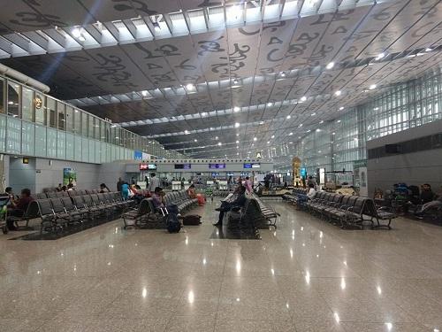 নেতাজী সুভাষ চন্দ্র বোস এয়ারপোর্ট - netaji suvash chandra bose airport