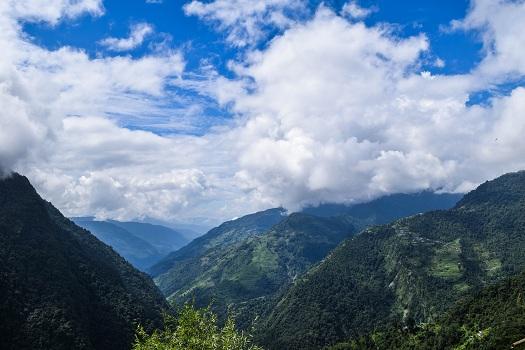 Chomrong Nepal চমরং নেপাল