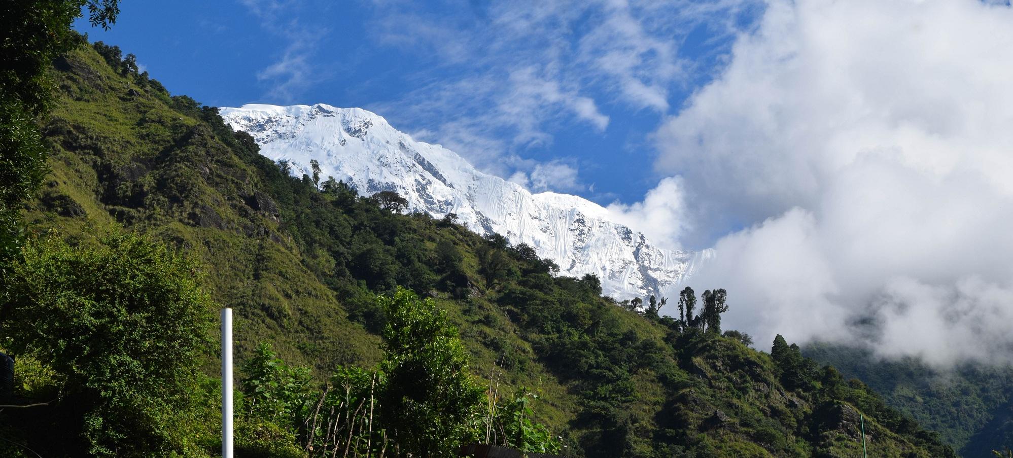 ঝিনু ডাণ্ডা Jhinu Nepal