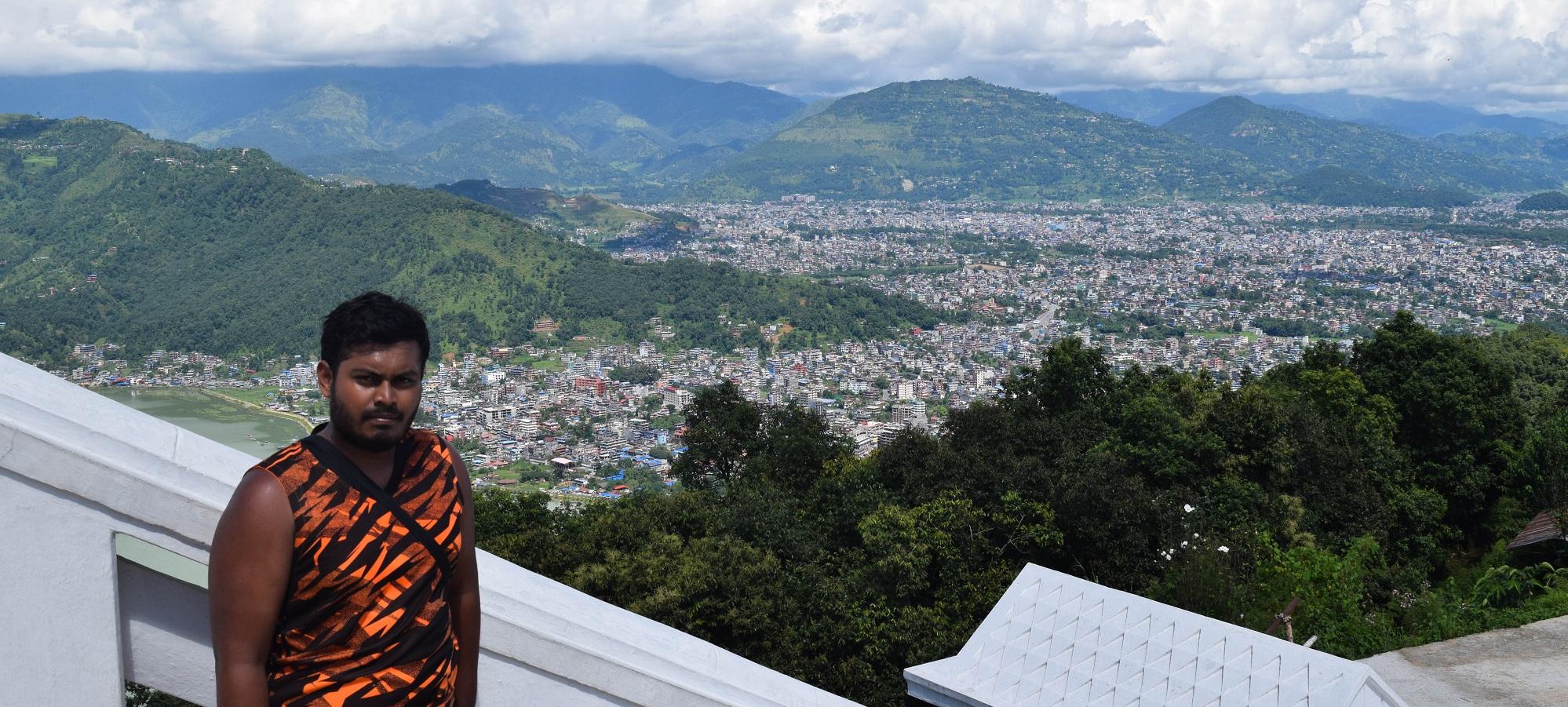 peace pagoda pokhara পিস প্যাগোডা পোখারা