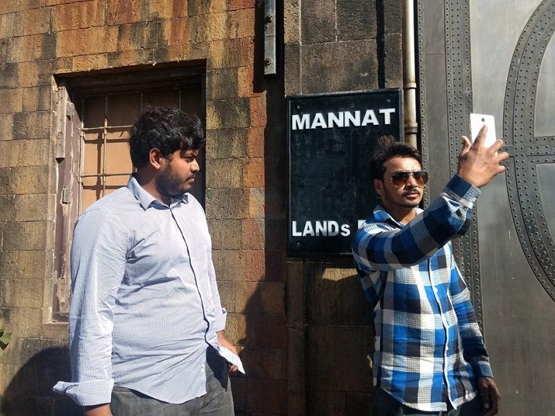 Mannat mumbai shahrukh khan house মান্নাত মুম্বাই