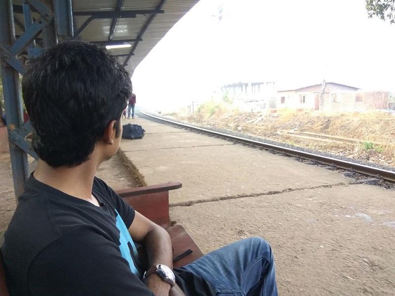Dabolim Station Goa India