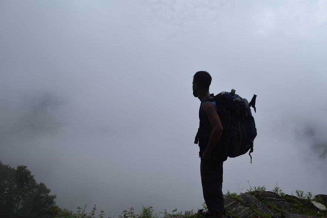 মেঘের ভেতরে Annapurna base camp trek অন্নপূর্ণা বেস ক্যাম্প ট্রেক