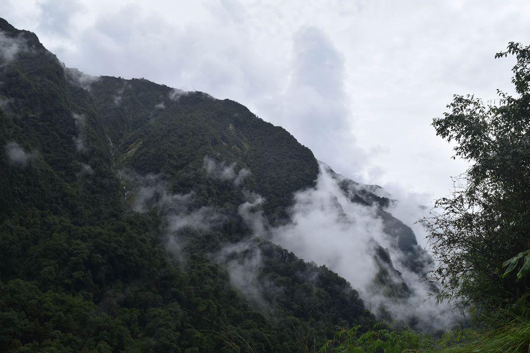 Chomrong Annapurna Nepal