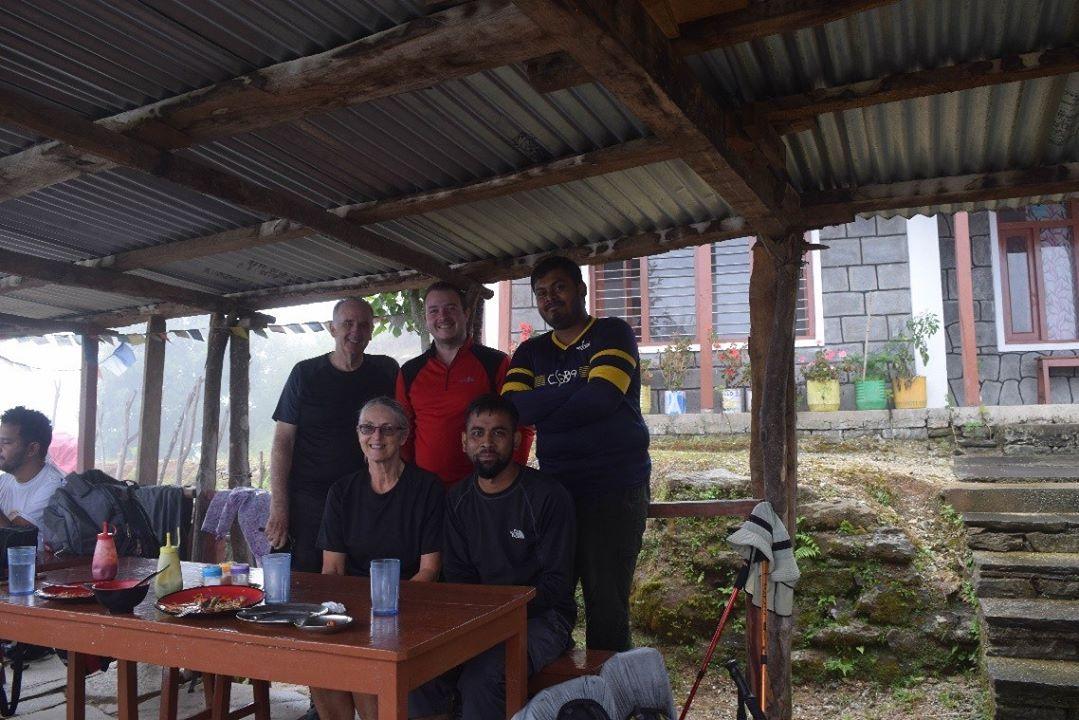 Annapurna Base camp trek Nepal অন্নপূর্ণা বেস ক্যাম্প ট্রেক