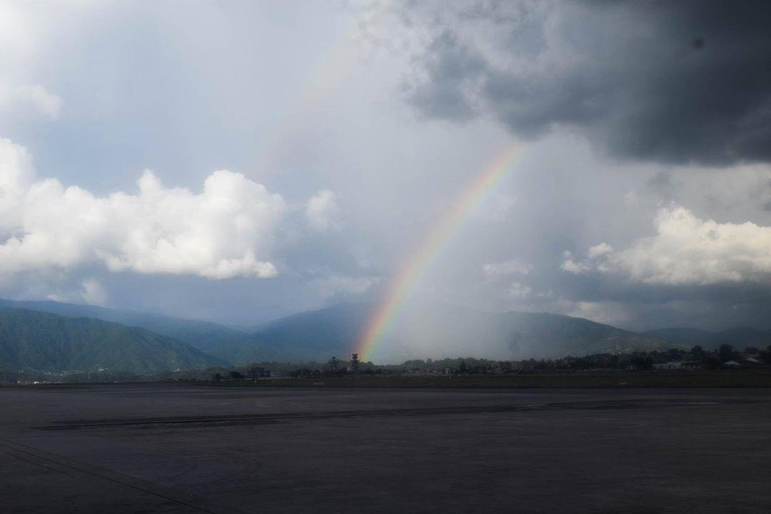 Kathmandu tribhuvan airport nepal ত্রিভুবন এয়ারপোর্ট কাঠমান্ডু