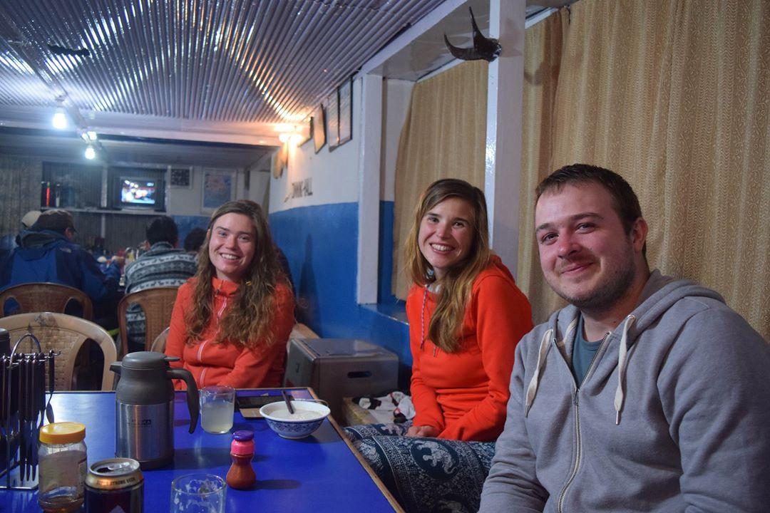 Dovan nepal annapurna base camp trek দোভান নেপাল