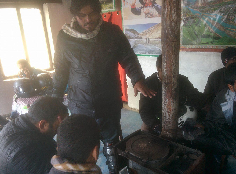 Ladakh khardungla ride