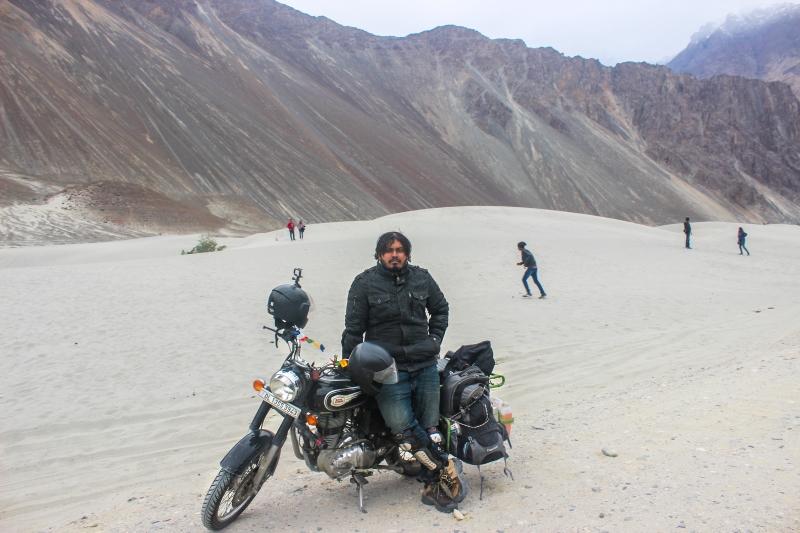 Nubra valley, ladakh india